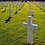 Grab unbekannter Soldat
